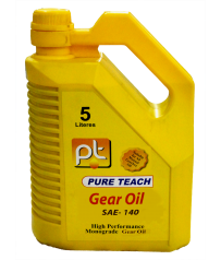 Pure Teach Gear Oil 140 (5Ltr)