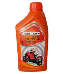 Pure Teach 4T 20W50 (1Ltr)