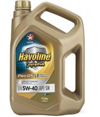 Havoline Pro DS LE Fully SYNTHETIC