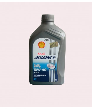 Shell Advance 10w-40