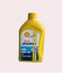 Shell Advance 20w40